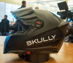 Skully AR 1 Helmet