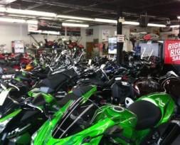 preparing motorcycle for winter