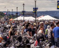 motorcycle rally wasaga beach