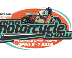 Spring motorcycle show riders plus insurance