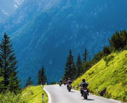 motorcycle riding routes
